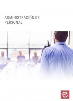 Administración de personal