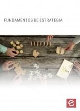 Libro Fundamentos de estrategia, autor Editorial Elearning