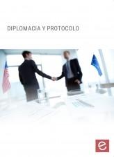 Libro Diplomacia y Protocolo, autor Editorial Elearning
