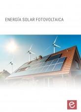 Libro Energía solar fotovoltáica, autor Editorial Elearning