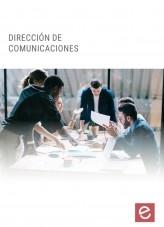 Libro Dirección de Comunicaciones, autor Editorial Elearning