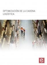 Libro Optimización de la cadena logística, autor Editorial Elearning