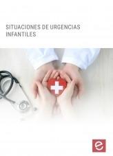 Libro Situaciones de urgencias infantiles, autor Editorial Elearning