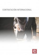Libro Contratación Internacional, autor Editorial Elearning