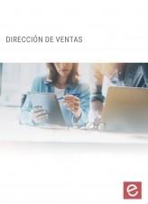 Libro Dirección de ventas, autor Editorial Elearning