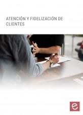 Libro Atención y fidelización de clientes, autor Editorial Elearning