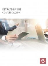 Libro Estrategias de comunicación, autor Editorial Elearning