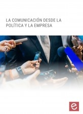 Libro La comunicación desde la política y la empresa, autor Editorial Elearning