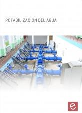 Libro Potabilización del agua, autor Editorial Elearning