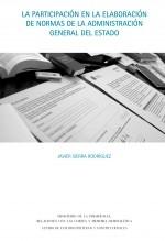 Libro La participación en la elaboración de normas de la Administración General del Estado, autor EDITORIALCEPC
