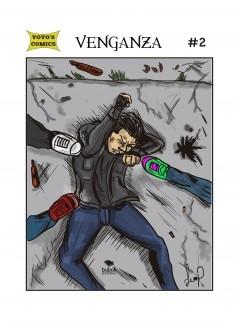 """Venganza #2 """"Olvida esto""""- Yoyo's Comics"""