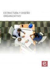 Libro Estructura y diseño organizativo, autor Editorial Elearning