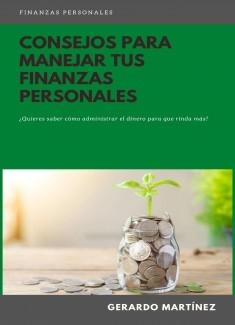 Consejos para manejar tus finanzas personales