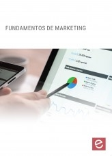 Libro Fundamentos de Marketing, autor Editorial Elearning