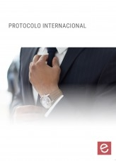 Libro Protocolo Internacional, autor Editorial Elearning