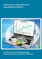Libro UF0516-Aplicaciones informáticas de contabilidad, autor Editorial Elearning