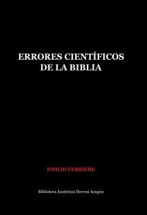 Errores científicos de la Biblia