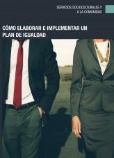 Libro Cómo elaborar e implementar un plan de igualdad, autor Editorial Elearning