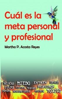 Cuál es la meta personal y profesional