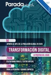 REVISTA PARADA VISUAL NUMERO 11 MARZO 2021