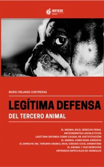 LEGITIMA DEFENSA DEL TERCERO ANIMAL