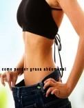 Como perder grasa abdominal
