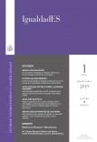 IgualdadES, nº 1, julio-diciembre, 2019