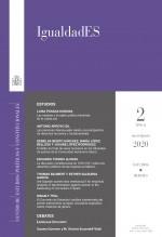 Libro IgualdadES, nº 2, enero-junio, 2020, autor EDITORIALCEPC