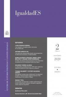 IgualdadES, nº 2, enero-junio, 2020