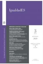 Libro IgualdadES, nº 3, julio-diciembre, 2020, autor EDITORIALCEPC