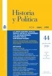 Historia y Política, nº 44, julio-diciembre, 2020