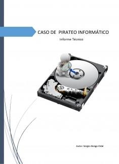 CASO DE PIRATEO INFORMÁTICO