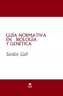 GUÍA NORMATIVA EN BIOLOGÍA Y GENÉTICA