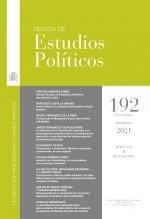 Libro Revista de Estudios Políticos, nº 192, abril-junio, 2021, autor EDITORIALCEPC