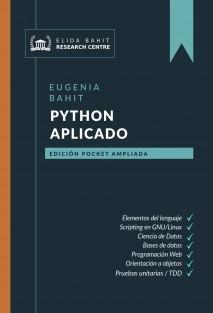 Python Aplicado: Libro en papel + PDF. Ahorro 25%!
